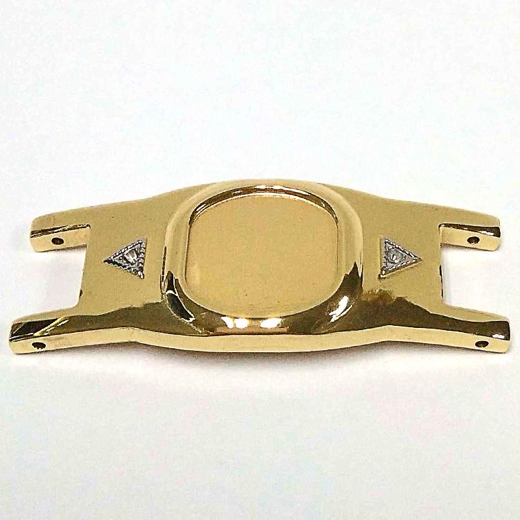 不锈钢手表壳PVD真空电镀