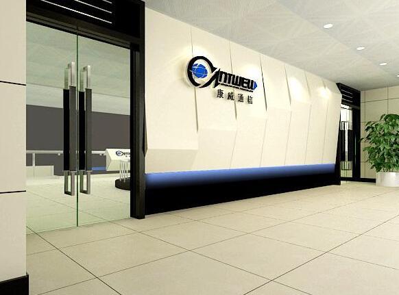 四川企业形象墙设计