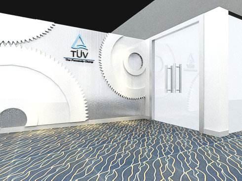 形象墙设计公司