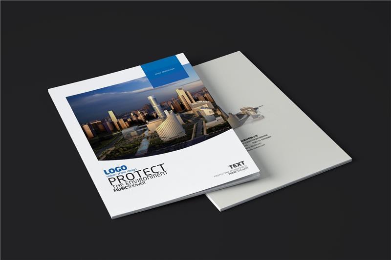 成都企业宣传画册设计