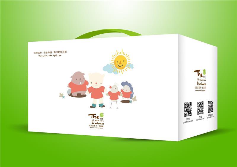 四川包装盒设计