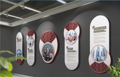 成都文化牆設計公司