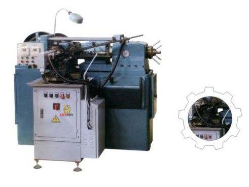 螺栓类大小头产品滚丝机自动上料机