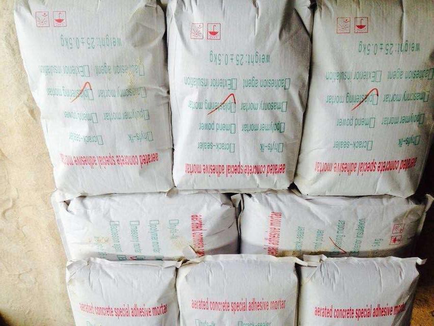 加气砖专用砌筑砂浆