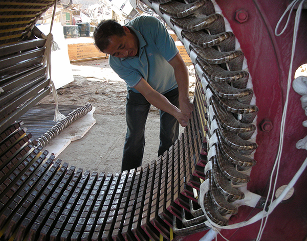 沈阳大型电机修理