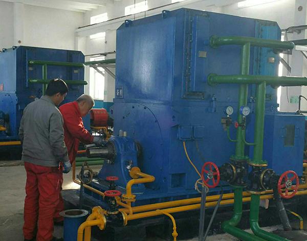 大中型电机修理