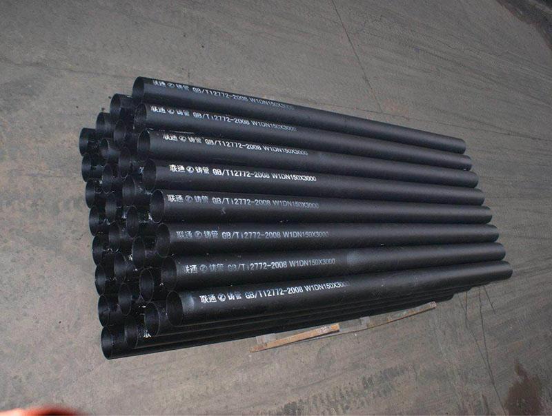 鑄鐵排水管件