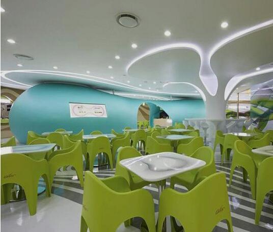 重庆食堂装修