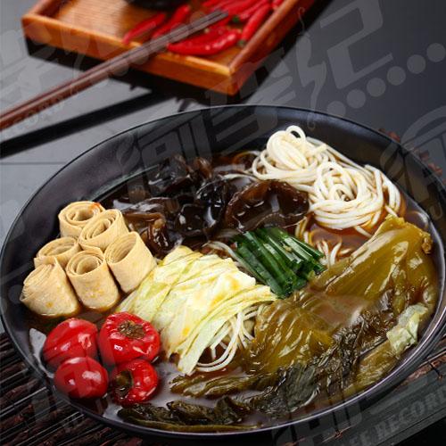酸菜老坛火锅米线