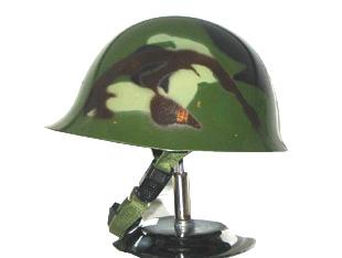迷彩勤务钢盔