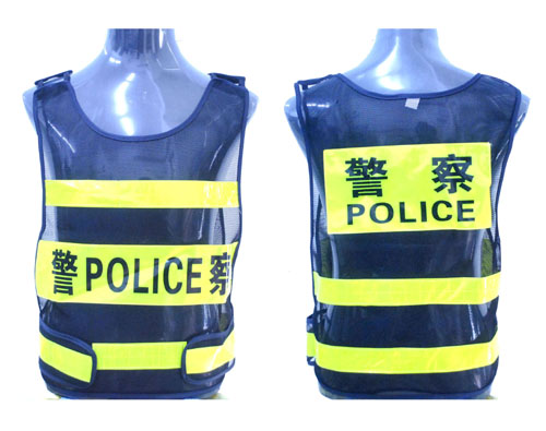 特警款警察反光背心