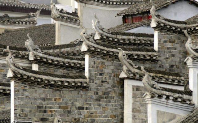古建筑斗拱结构图