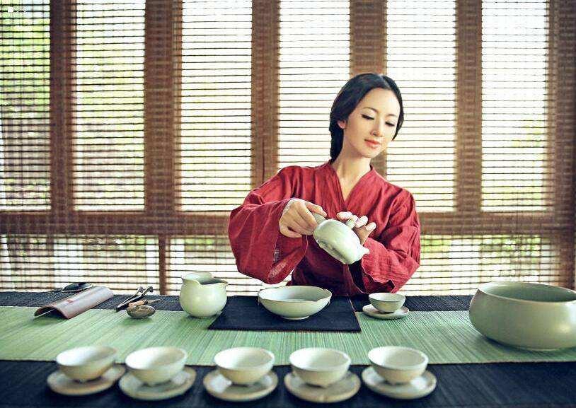 重庆学茶艺的地方