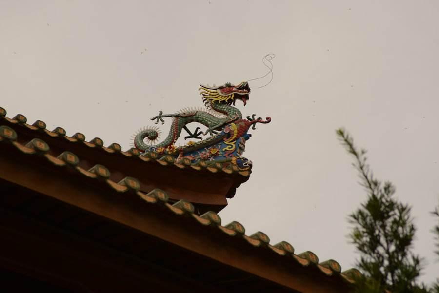 重庆市区古建筑