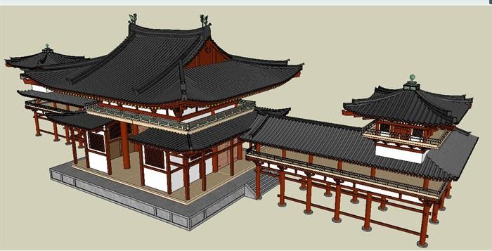 重庆古建筑设计公司