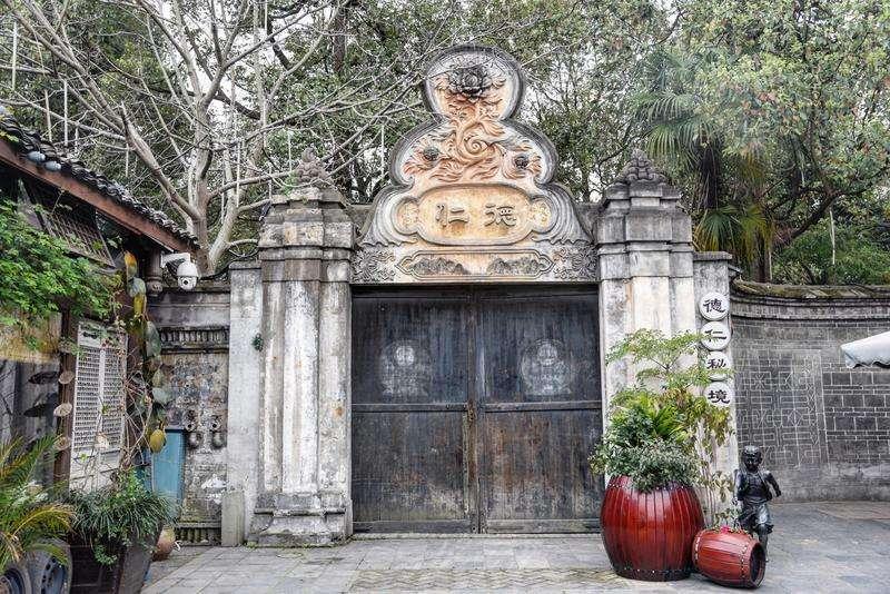 重庆古园林建筑公司