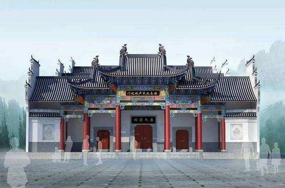 重庆古建设计公司