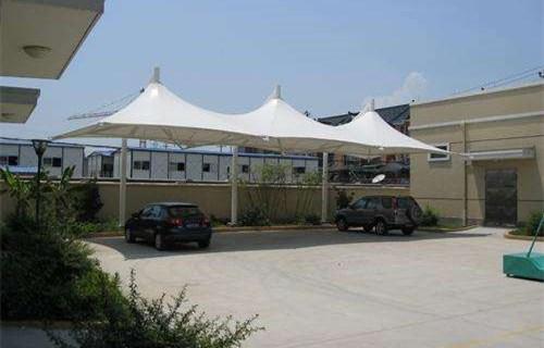 膜结构停车棚生产厂家
