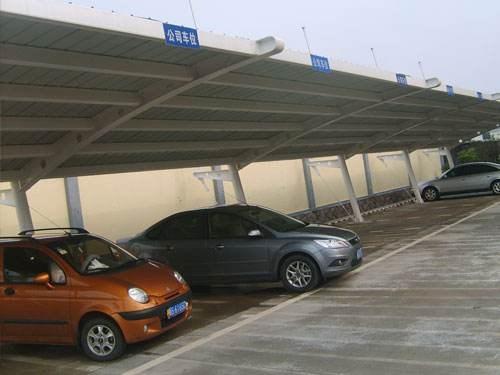 停车棚设计