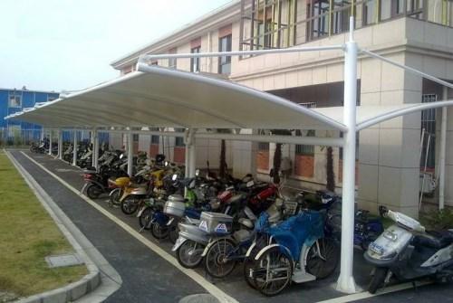 武汉摩托车车棚价格