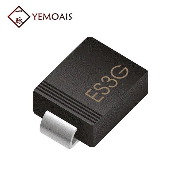 SMC超快恢复二级管 ES3G