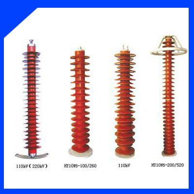 复合金属氧化锌避雷器HY5WSZXD-102/266系列