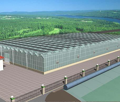 温室工程建设