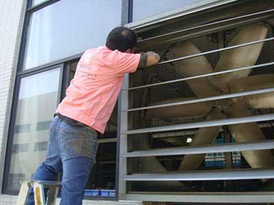 石家庄玻璃清洗公司