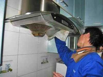 石家庄油烟机清洗