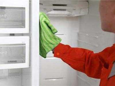 石家庄冰箱清洗