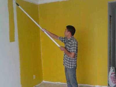 石家庄墙壁粉刷
