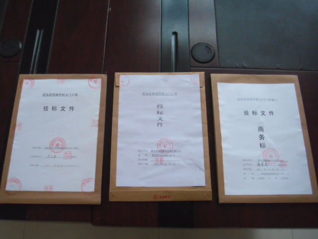 贵州各类投标文件代写