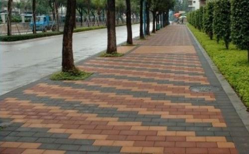 遵义混凝土路面砖