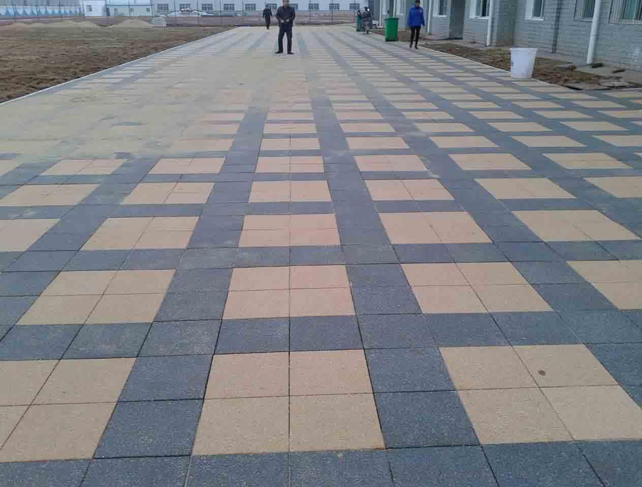貴州環保透水磚