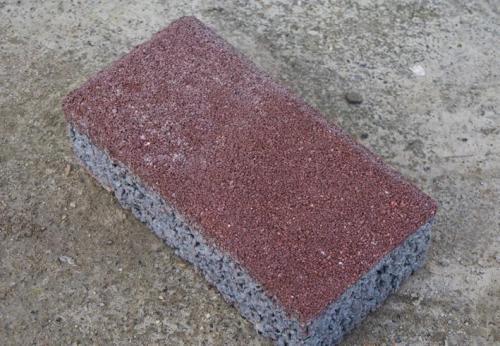 貴州彩色透水磚