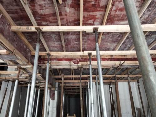 钢结构隔层施工