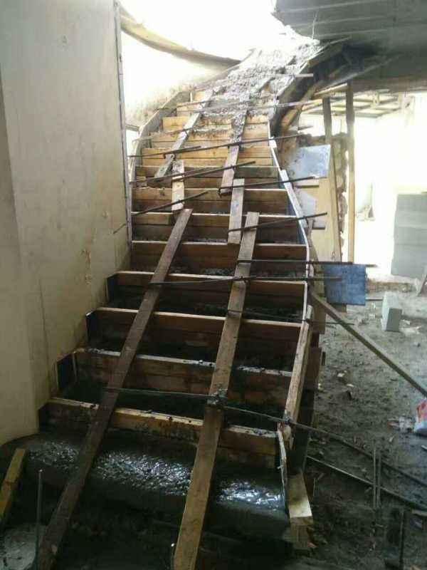 武汉楼梯现浇多少钱
