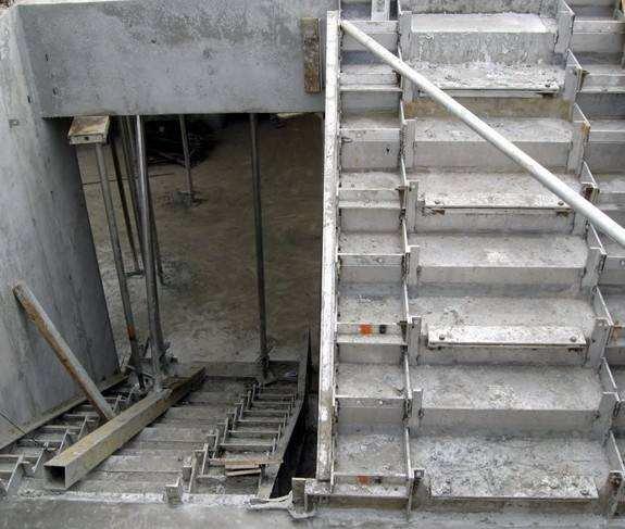 江夏现浇楼梯