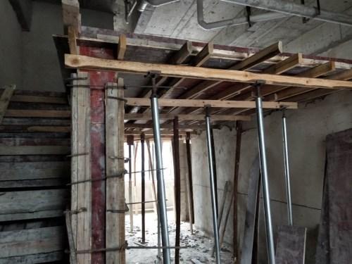 现浇楼梯楼板