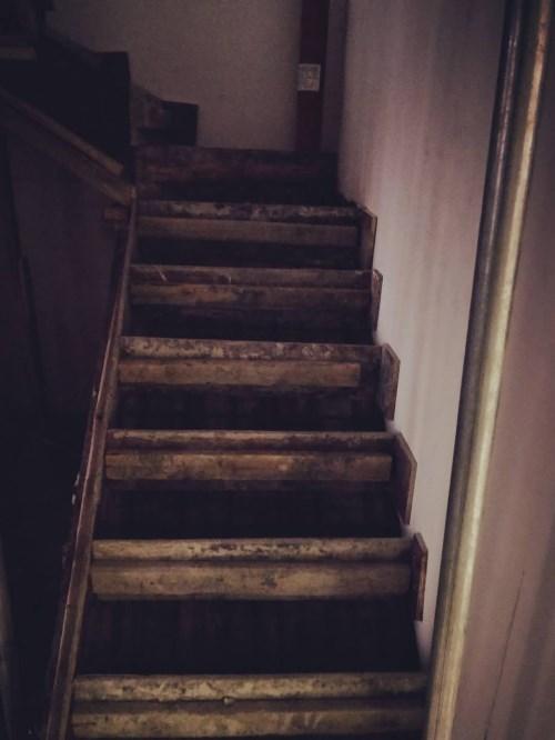 现浇混凝土楼梯