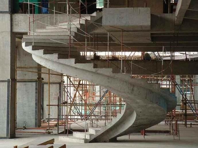 武汉现浇楼梯公司