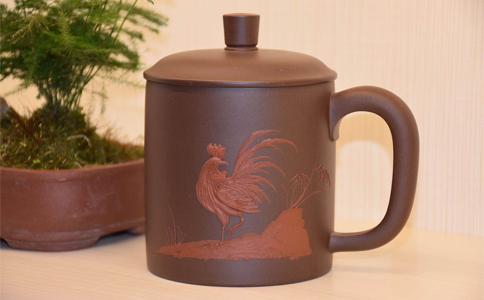 高级正品紫砂茶杯