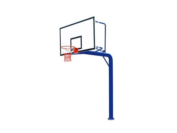 地埋式篮球架