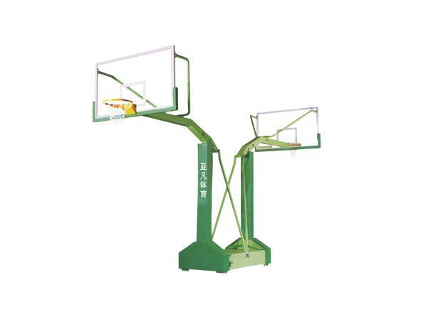 海燕式移动篮球架