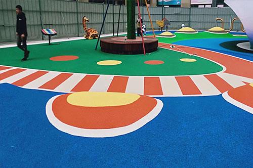 儿童游乐场地
