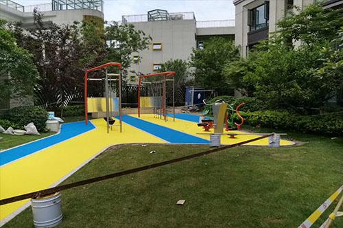 儿童活动场地设计