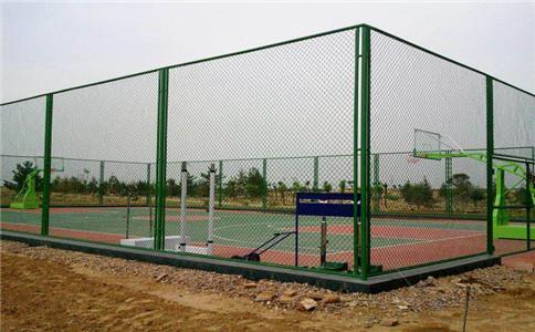 篮球场栅栏