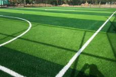 人造草坪足球场维护