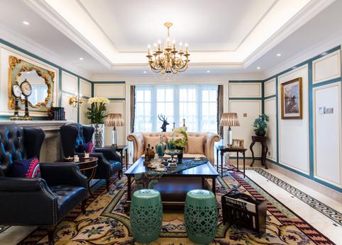 客厅全样设计