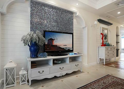 电视墙装饰效果